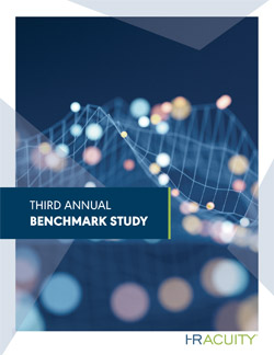 3rd Annual Employee Relations Benchmark Report Cover
