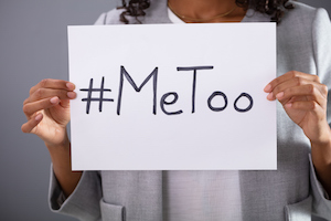 How has #MeToo in the workplace impacted employees' behavior and their courage to report workplace issues?