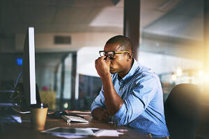 For professionals in the HR workplace, the effects of high stress levels and poor mental health are common.
