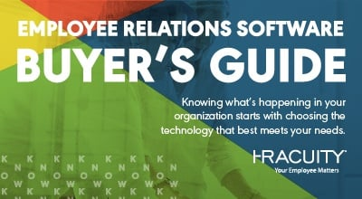 Buyer's Guide Employee Relations Software