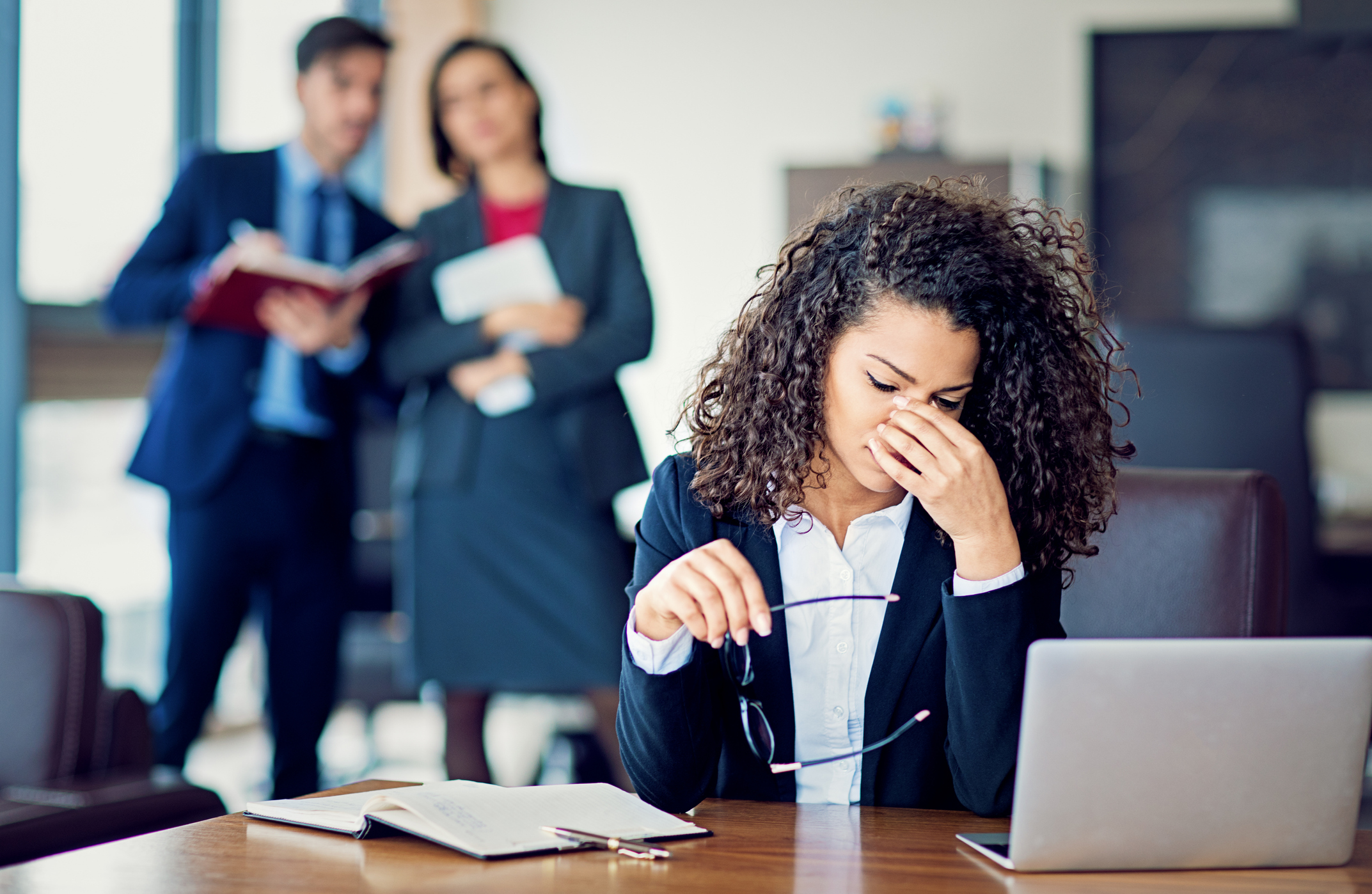 The 5 Most Common Types of Workplace Harassment